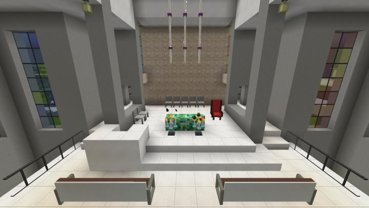 Minecraft-church-sanctuary